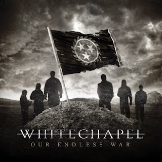 Whitechapel (Deathcore) Plays Gramercy Theatre on Nov. 10th / 'Endless War' CD Review (Metal Blade)