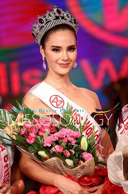 Miss World Philippines 2016 Winner Catriona Elisa Magnayon Gray