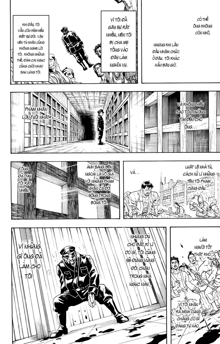 Gintama Chap 342 page 11 - Truyentranhaz.net