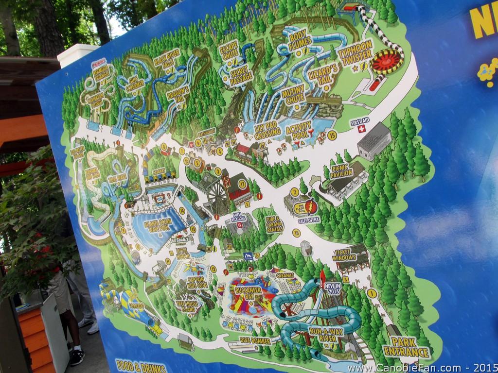 Amusement Park Stuff Woo Six Flags White Water