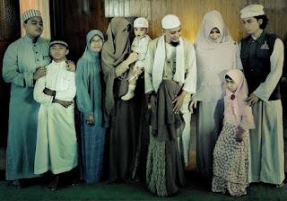 Kisah Pernikahan Pertama Ustadz M. Arifin Ilham