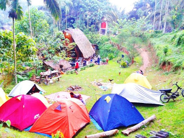 Camping di Sei Bah Bolon