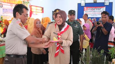 Menyambut Dirgahayu Republik Indonesia Ke-73, Pemerintah Kecamatan Pituruh gelar Expo dan Pesta Hiburan Rakyat selama satu pekan.