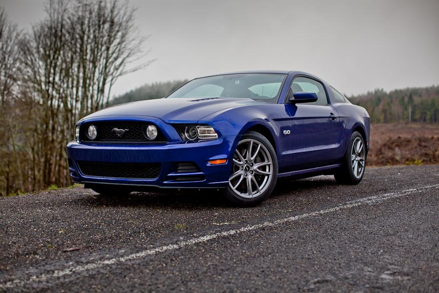 Muscle Car Comparisons For 2013