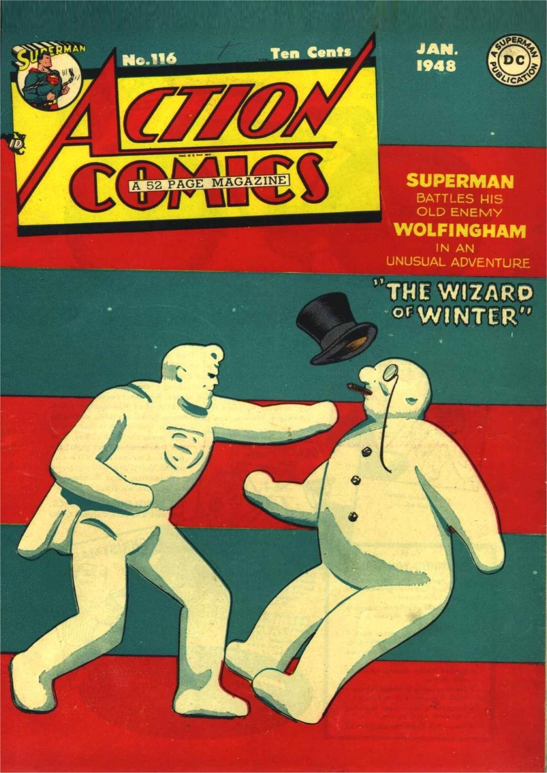 Action Comics (1938) 116 Page 0