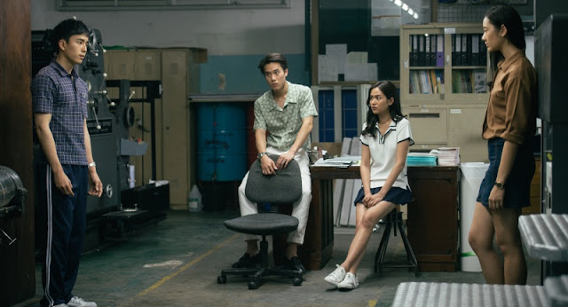 Review movie BAD GENIUS