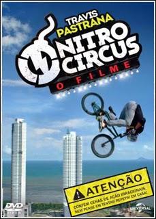 Nitro Circus: O Filme – Dublado