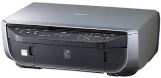 Cara Reset Canon MX308 ink absorber full