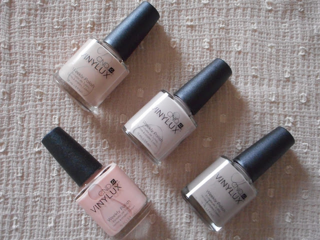 CND Vinylux Weekly Polish - Nude The Collection