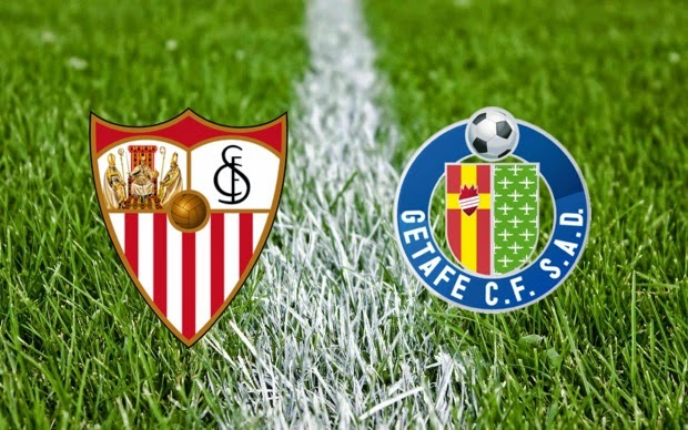 Sevilla vs Getafe Full Match & Highlights 28 January 2018