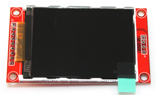Raspberry Pi Projects: Raspberry Pi connect TFT LCD with