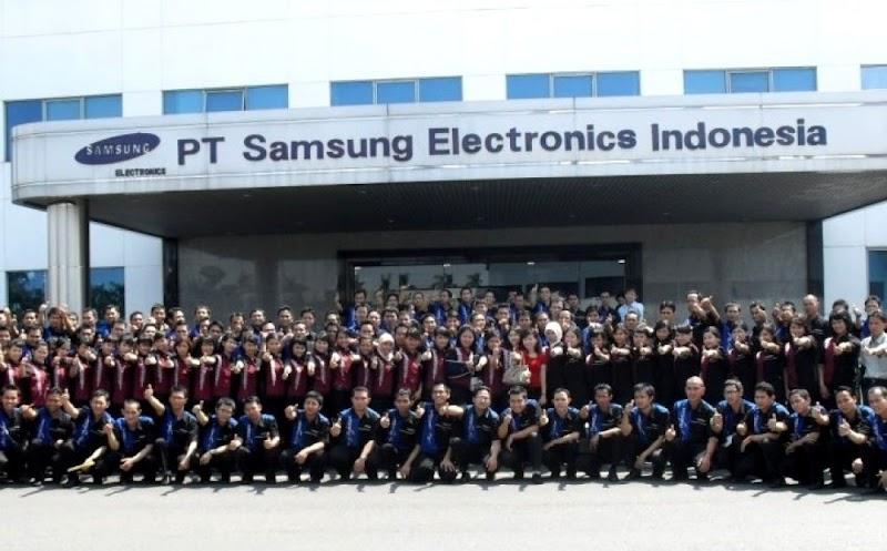Loker Operator Produksi PT SAMSUNG ELECTRONICS INDONESIA