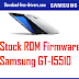 Stock ROM Firmware Samsung GT-I5510