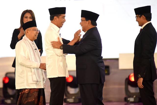Jokowi Menang 55,5%, Tim Prabowo Singgung Akurasi Dan Survei Pesanan