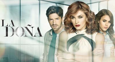 Telenovela La Doña Segunda Temporada