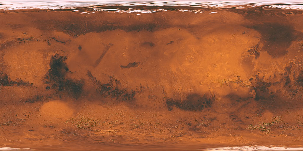 mars planet map hi res - photo #1