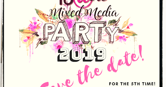 Mixed Media Party vol. 5 - 2019 -