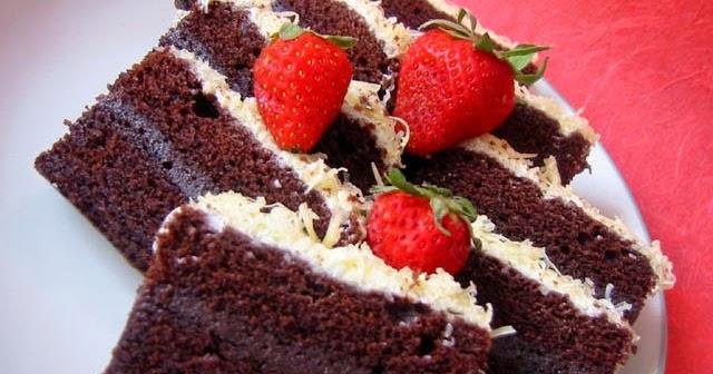 Resep Cake Kukus Kentang: Resep Dan Cara Membuat Kue Brownies Kukus