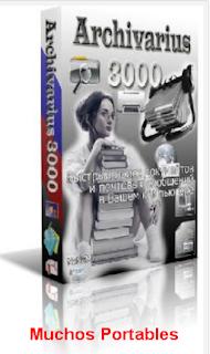 Archivarius 3000 ortable