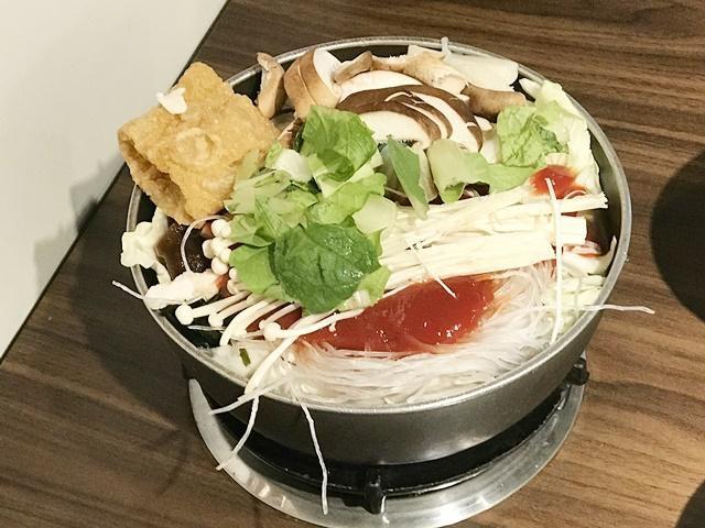 8鍋蕃茄素食鮮菇鍋