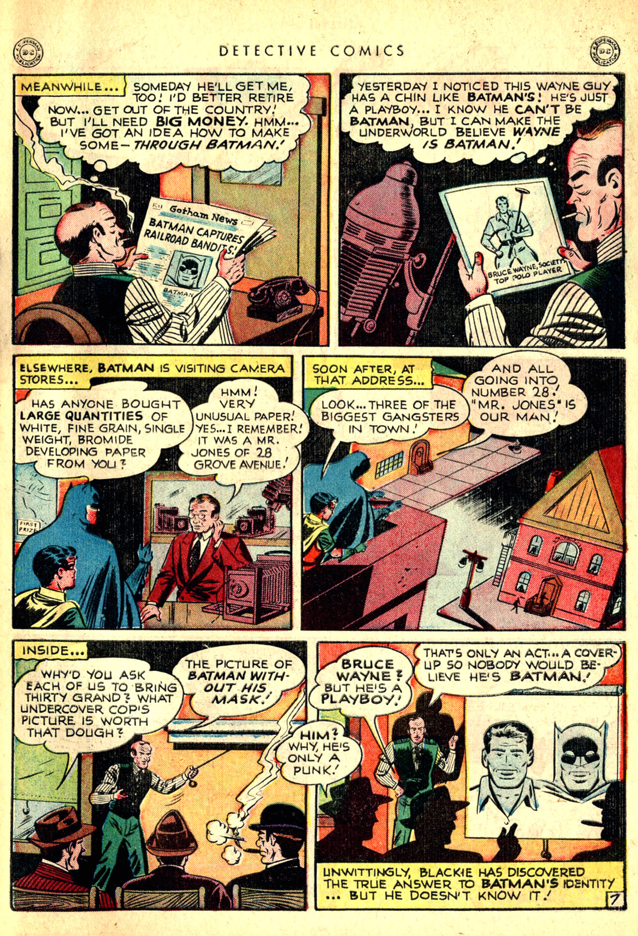 Detective Comics (1937) 141 Page 10