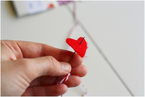 Romantik Sevgili Vazosu Nasıl Yapılır