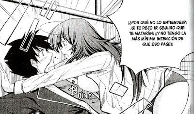 """Manga: Reseña de """"HIGH SCHOOL DxD"""" (ハイスクールD×D) vol.2 de Ichiei Ishibumi e Hiroji Mishima [IVREA]."""