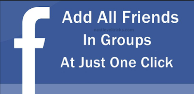 Add All Your Friends to FB Group by One Click