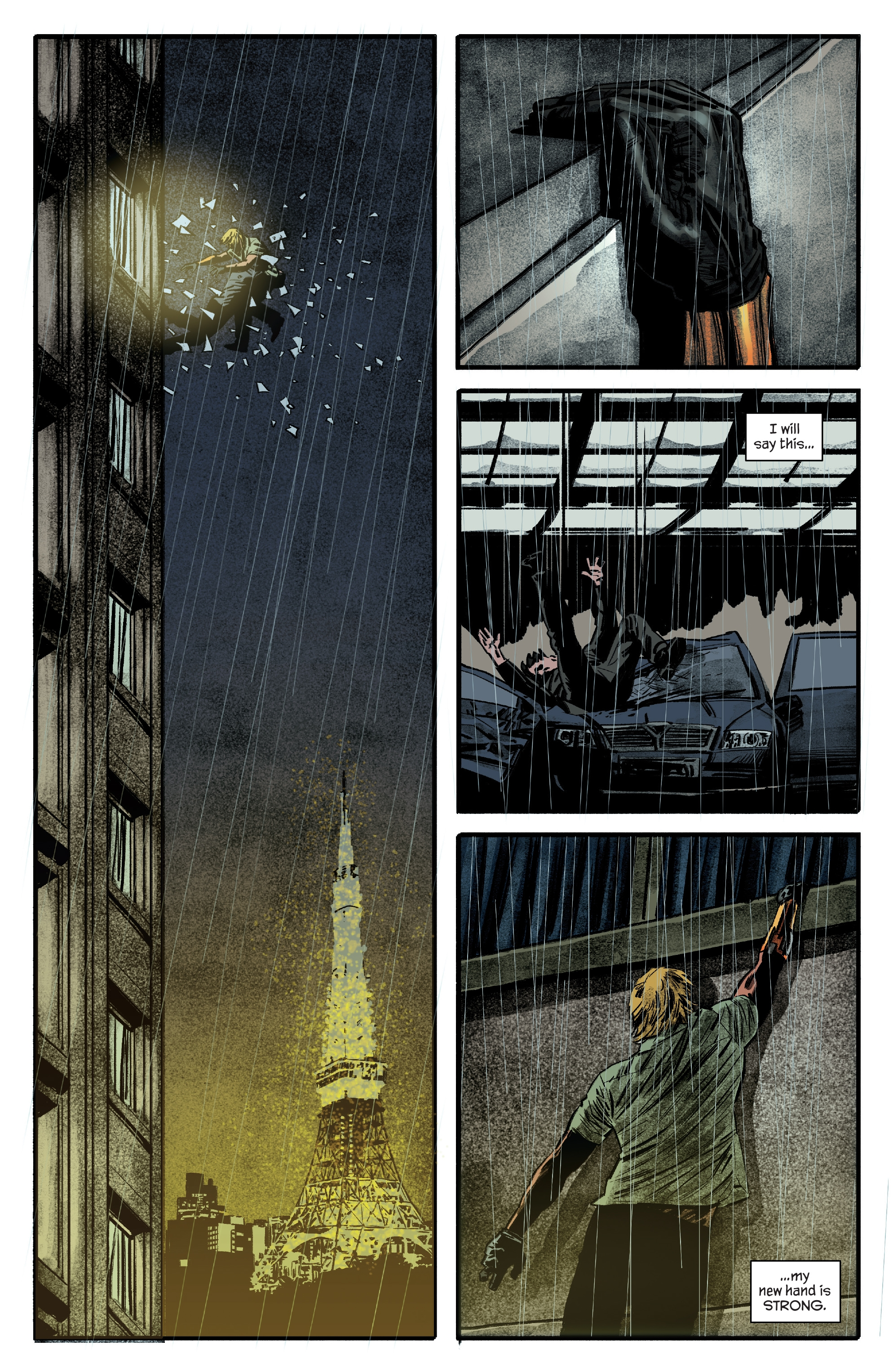 Read online James Bond: Felix Leiter comic -  Issue #6 - 17