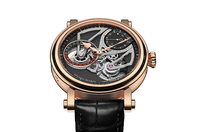 Speake-Marin One & Two Openworked Dual Time