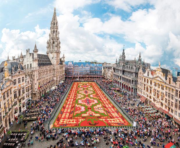 Roteiro de quatro dias em Bruxelas   Bélgica