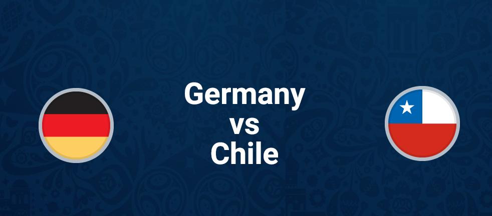 نتيجة مباراة المانيا وتشيلي اليوم الخميس 22-6-2017