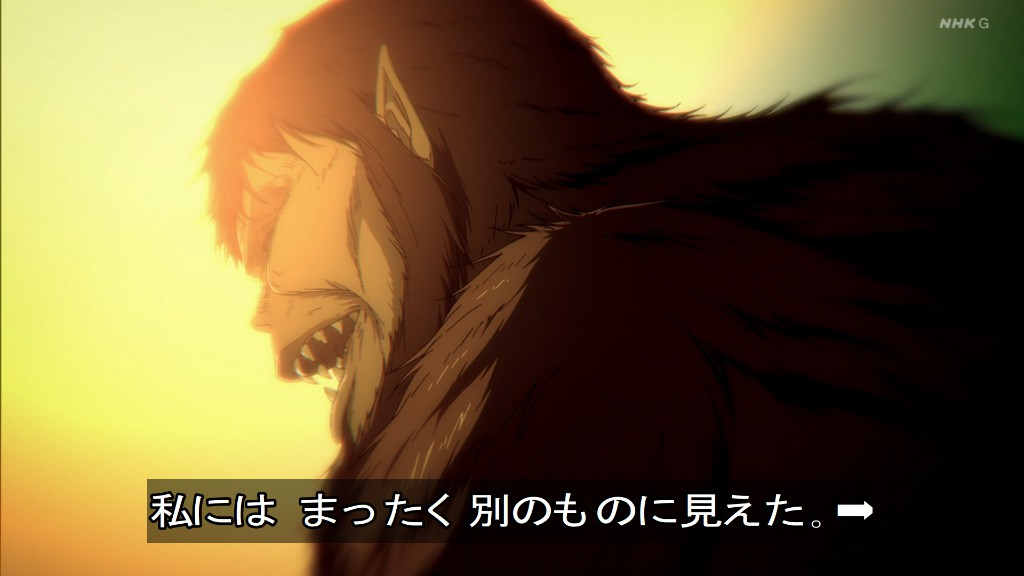 Shingeki no Kyojin Season 4 Episode 9