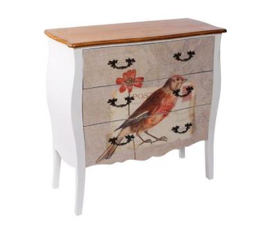 Recebendo inspiração...móveis pintados