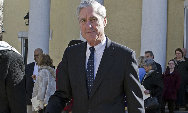 Mueller's report on Russia and Trump to be made public Thursday