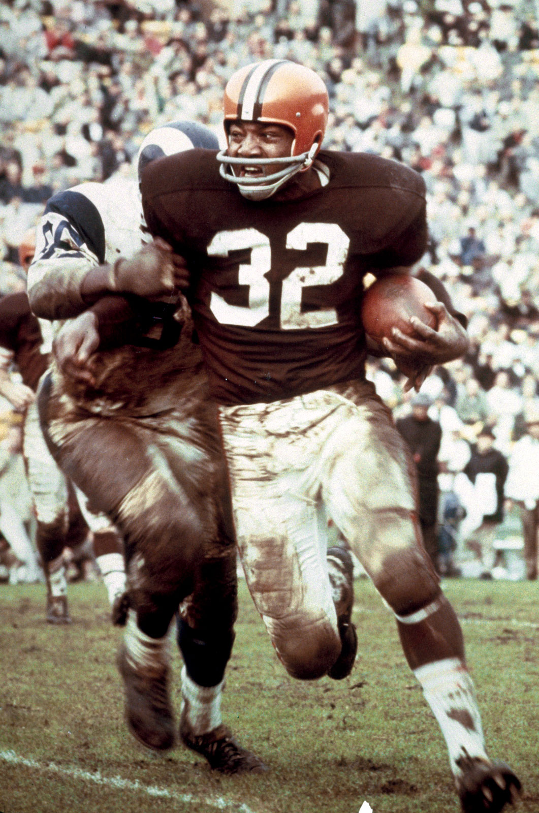 EdGray4America: Jim Brown and the Best NFL Rushers of All Time