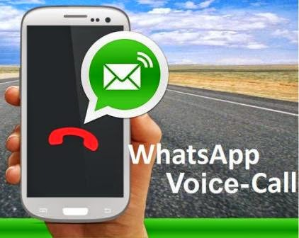 Gambar Tutorial Cara Nelpon Gratis WA Whatsapp Android