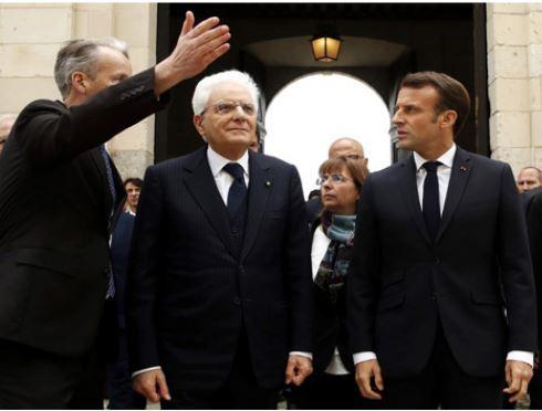 France and Italy celebrate the 500th anniversary of Leonardo da Vinci's death