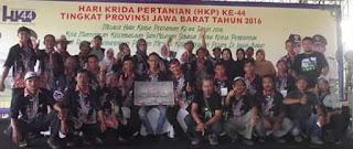 hari-krida-pertanian-hkp-jabar-2019-purwakarta-petani-peserta-medali