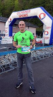 Atletismo Aranjuez en Suiza