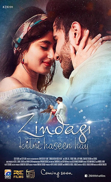 Poster of Zindagi Kitni Haseen Hay (2016) Full Movie [Urdu-DD5.1] 720p HDRip Free Download