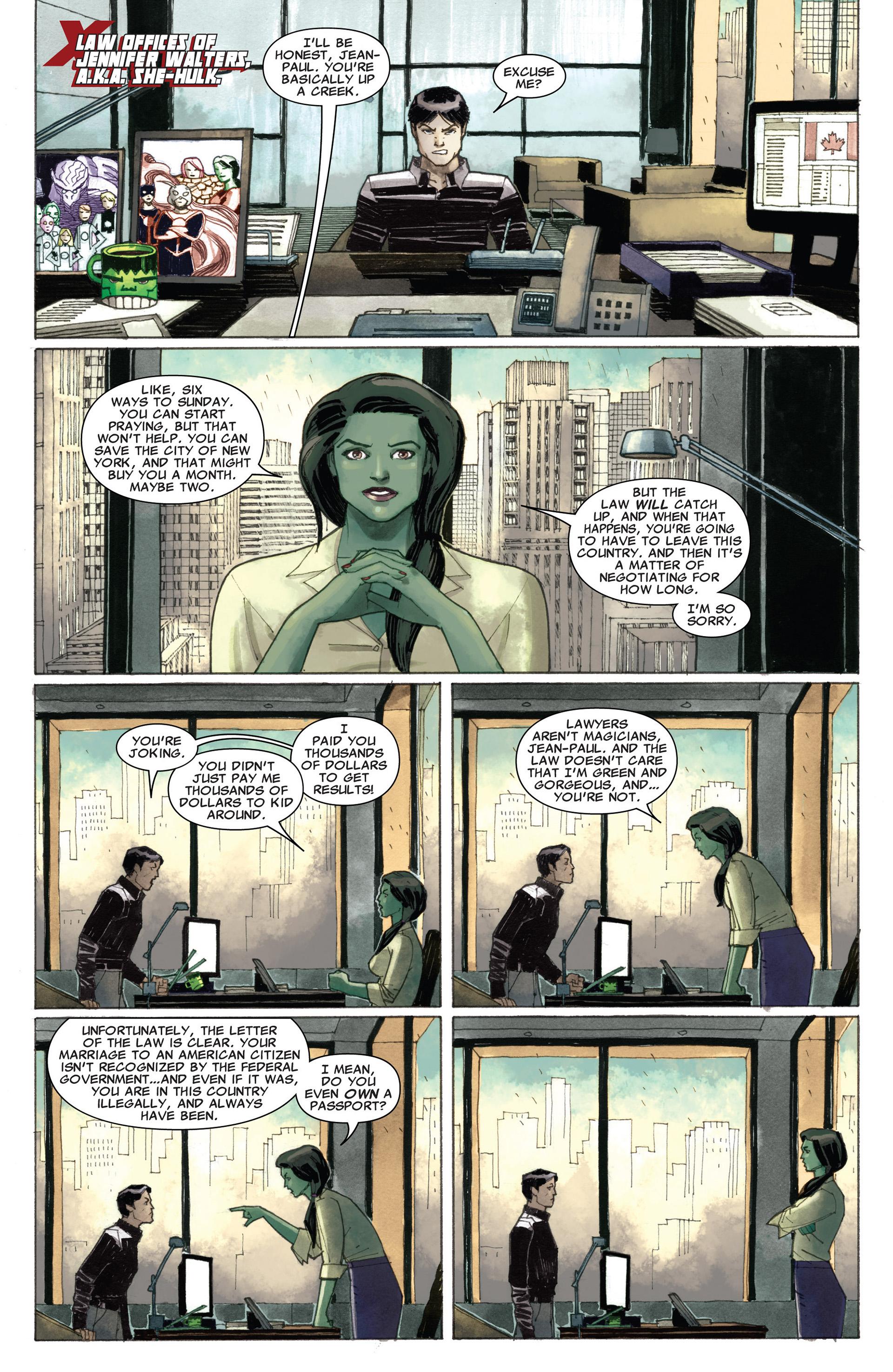 Read online Astonishing X-Men (2004) comic -  Issue #59 - 3