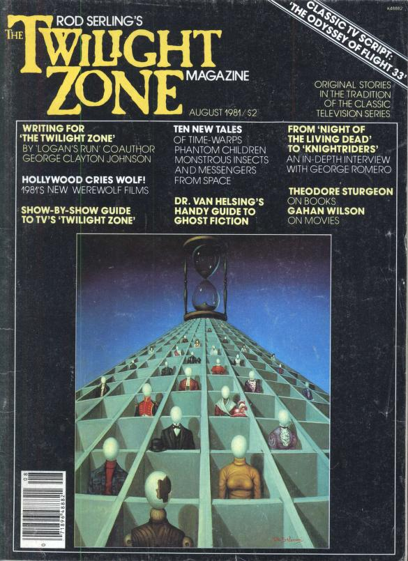The Twilight Zone Vortex