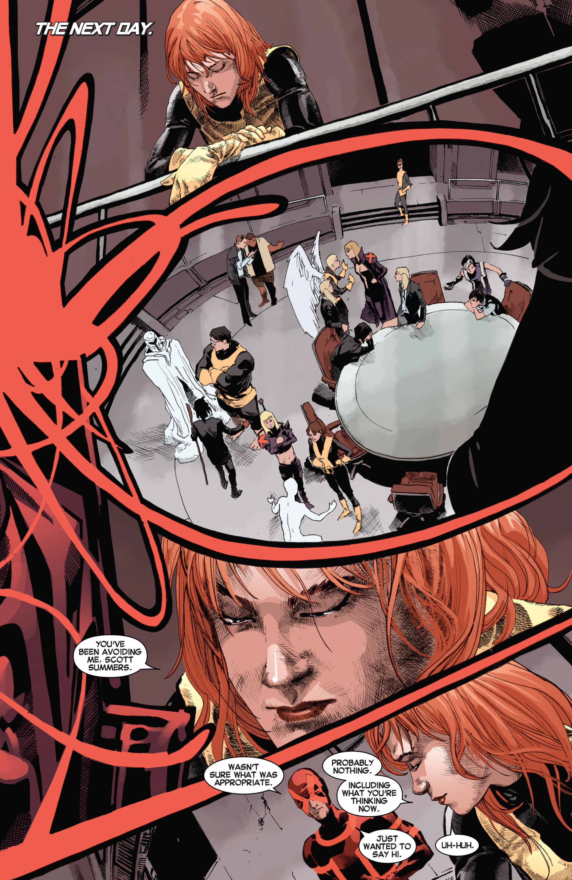 Read online Uncanny X-Men (2013) comic -  Issue # _TPB 3 - The Good, The Bad, The Inhuman - 99