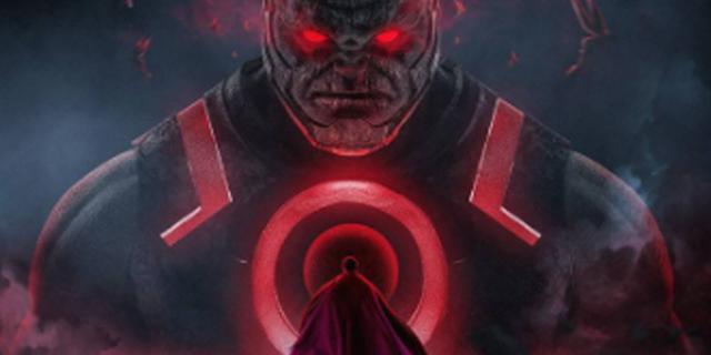 La trilogía de Justice League de Zack Snyder incluía a los Green Lanterns y a Darkseid