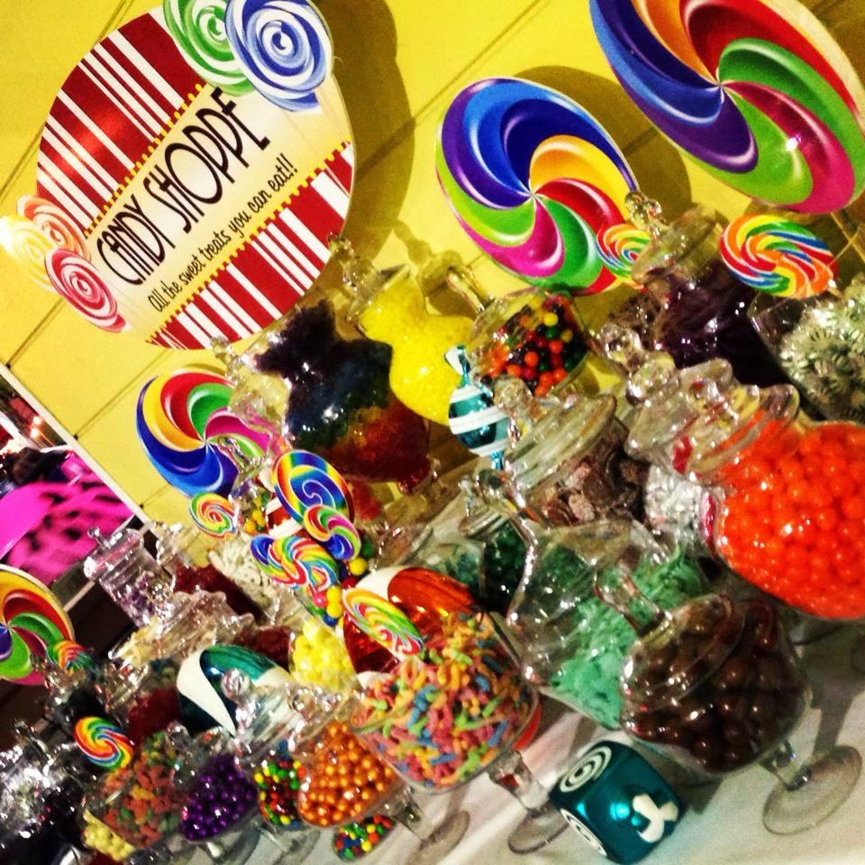 Phenomenal Rainbow Candy Buffet Sweet Shoppe Chocolate Candy Bar Download Free Architecture Designs Embacsunscenecom