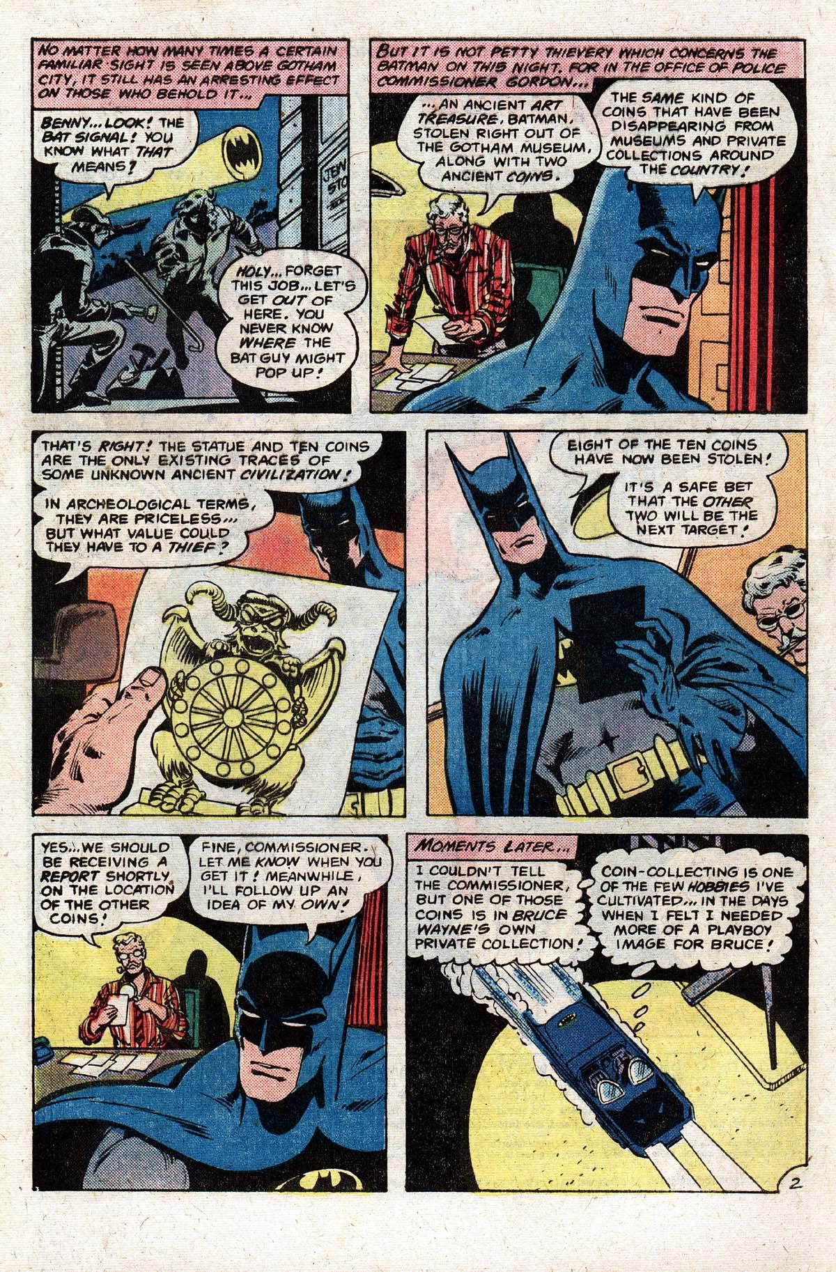Read online World's Finest Comics comic -  Issue #268 - 4