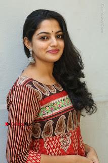 Telugu Actress Nikhila Vimal Latest Stills in Anarkali Dress  0097.JPG
