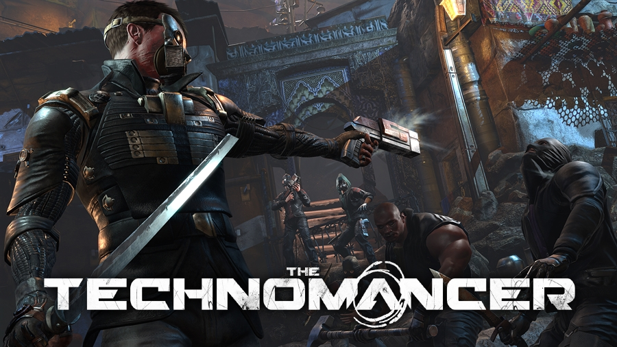 The Technomancer Free Download Poster