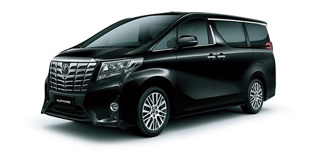 Toyota Alphard 2018 bản 2.5 Hybrid tại Bangkok ảnh 7